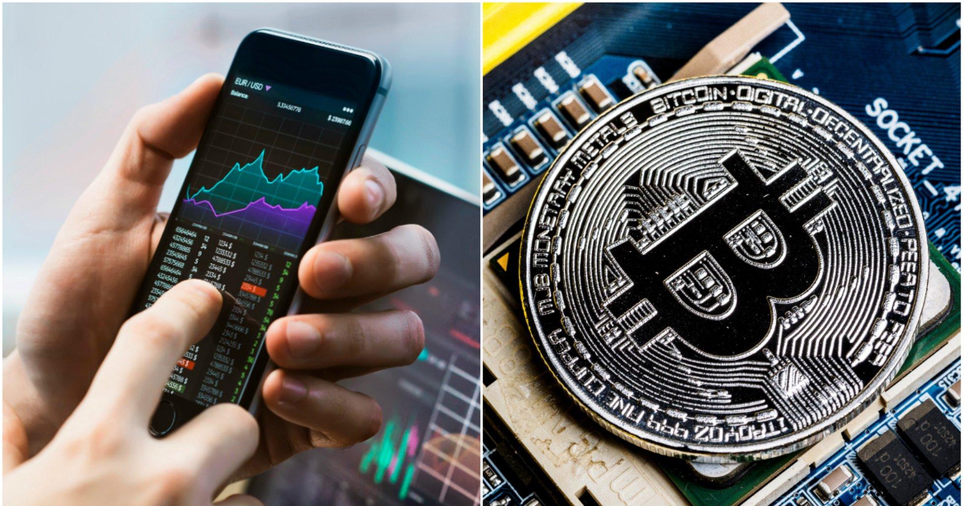 Ny rapport: Under 2018 skapades 15,4 miljarder dollar i nytt kryptovärde.