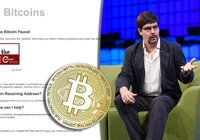 Hemsida i bitcoins barndom skänkte bort coins värda över 10 miljarder kronor