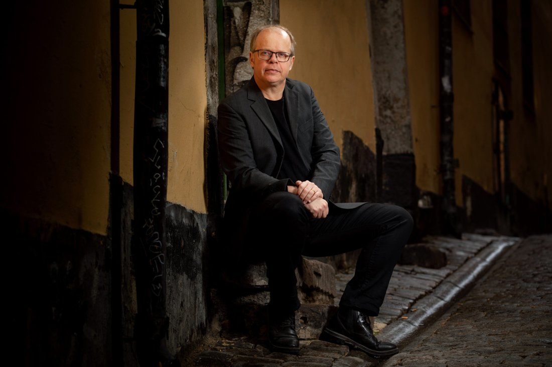 Magnus Västerbro. Foto: Fredrik Hjerling ©