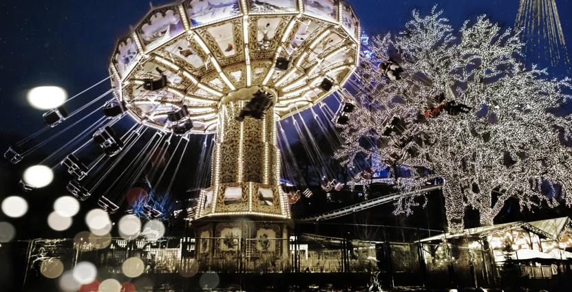 Jul på Liseberg ställs in 2020. Foto: Pressbild