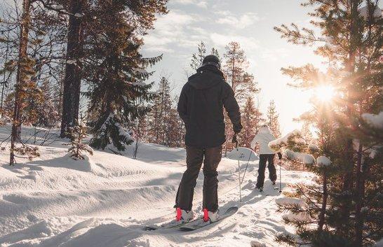 Fler väljer snön – och långledighet ger skidanläggningarna uppsving