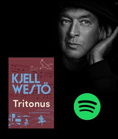 Läs och lyssna – Kjell Westös egna låtlistor till romanen Tritonus