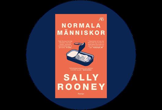 Normala människor av Sally Rooney