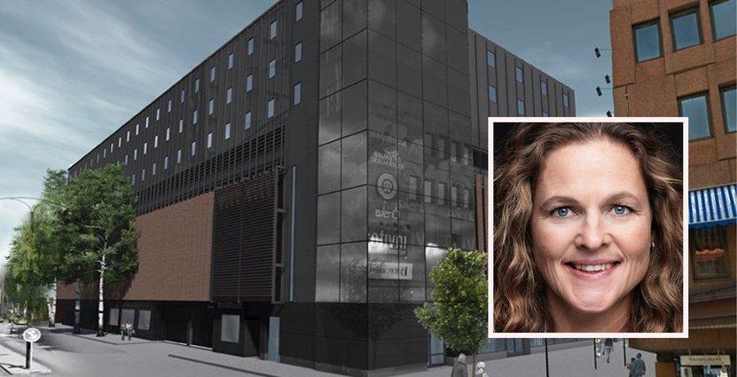 Mycket händer i Umeå, därför öppnar Comfort Hotel ännu en anläggning i staden. Foto: Nordic Choice Hotels