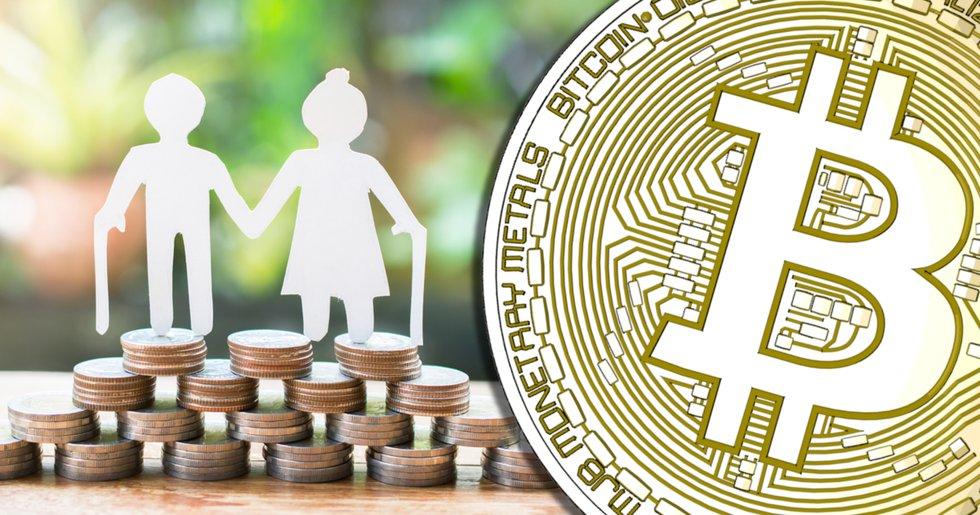 Amerikanskt bolag börjar erbjuda pensionssparande i kryptovalutor