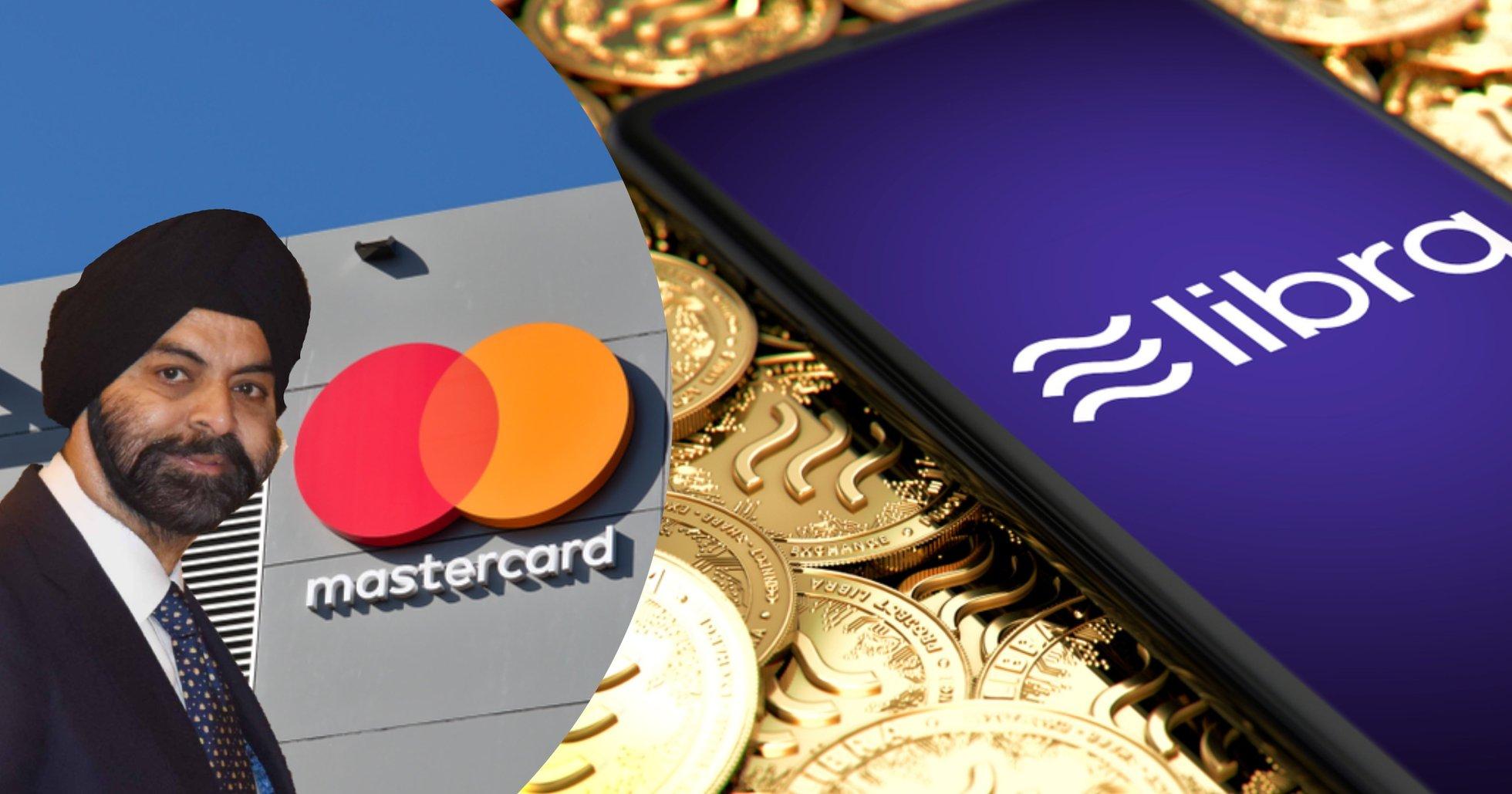 Mastercards vd: Därför hoppade vi av Facebooks kryptovaluta libra