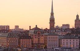 Webbinarium om Stockholms framtida attraktionskraft