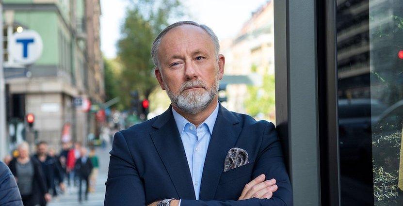 Visitas VD Jonas Siljhammar är utsedd till ny ordförande för Svensk Turism AB. Foto: Pressbild/Visita