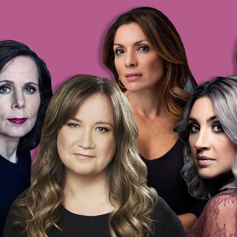 De är litteraturens nya kvinnliga superstjärnor