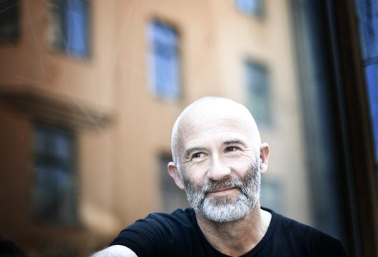 Författarintervju med Petrus Dahlin