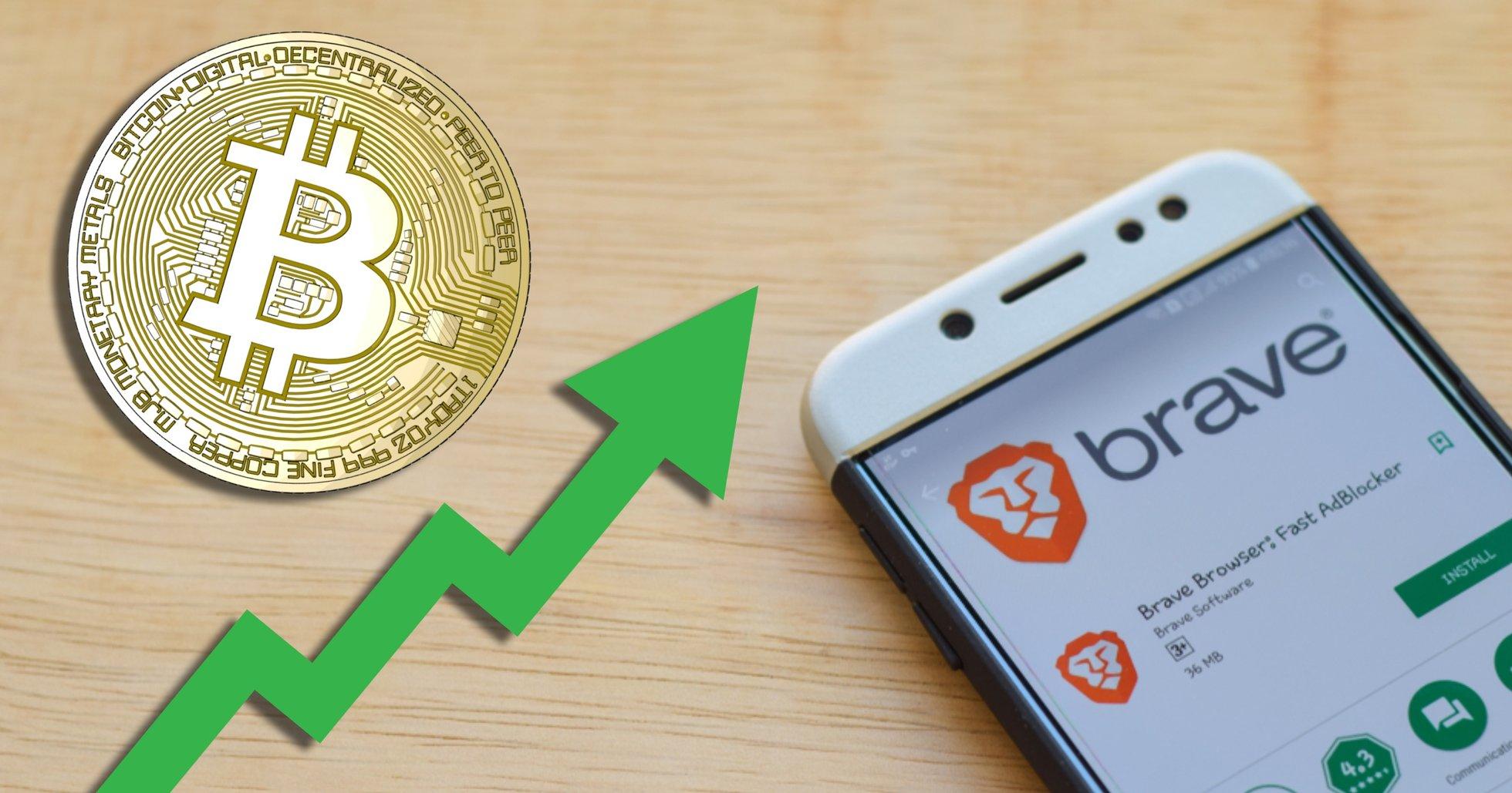 Succé för kryptowebbläsaren Brave – har 20 miljoner aktiva användare