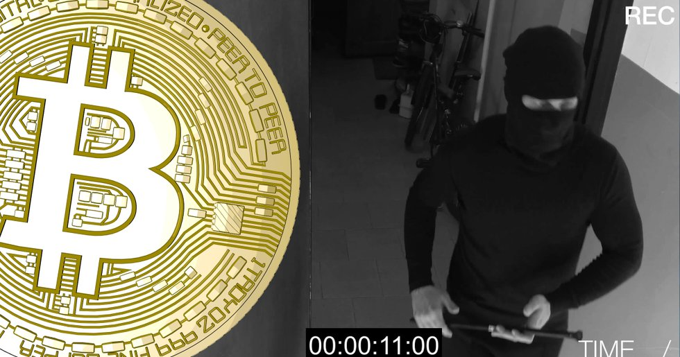 Crypto robbers tortured bitcoin owner with drill – in front of his four-year-old daughter.