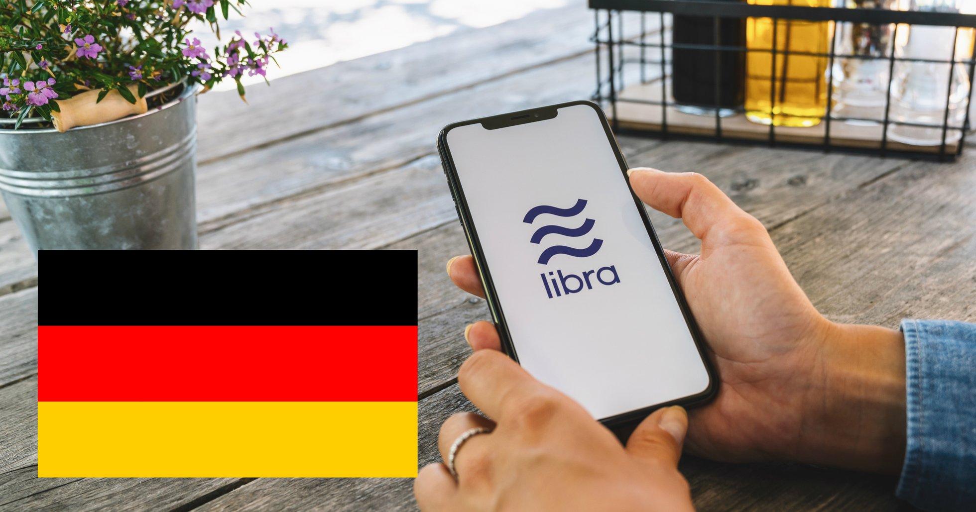 Ny undersökning avslöjar: Tre av fyra tyskar vill inte använda Facebooks libra.