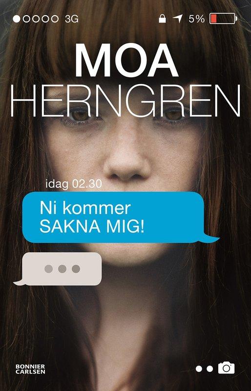 Smygläs Moa Herngrens nya ungdomsroman