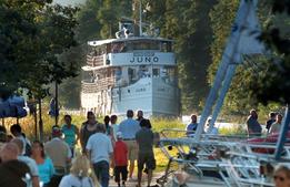 Göta kanals destinationsguide klirr i kassan för företagen