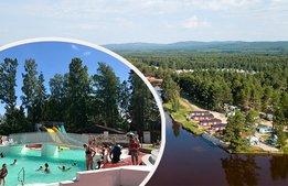 Sverige får två nya femstjärniga campinganläggningar