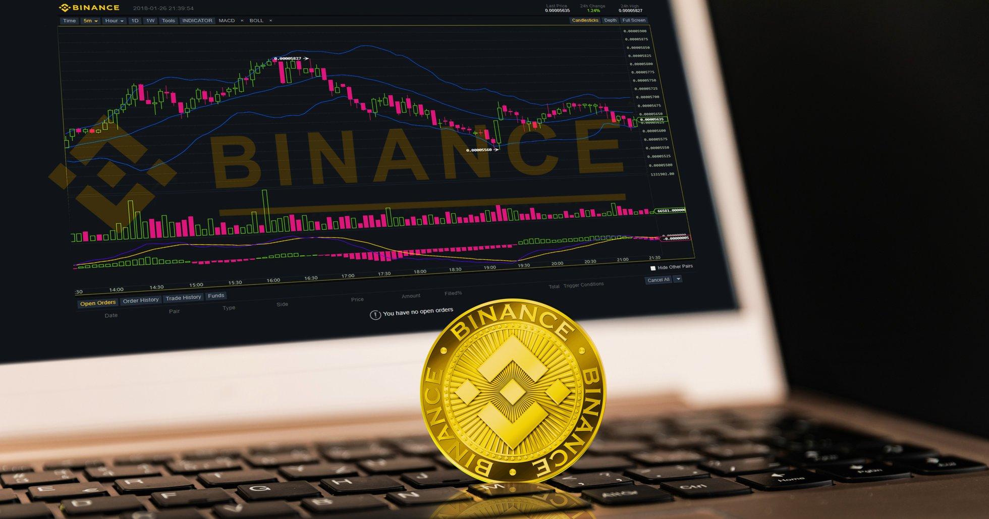 Nu kan du handla binance coin – på europeisk aktiebörs.
