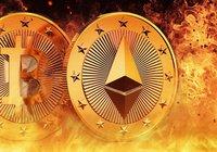 Ethereum går om bitcoin som den mest använda blockkedjan