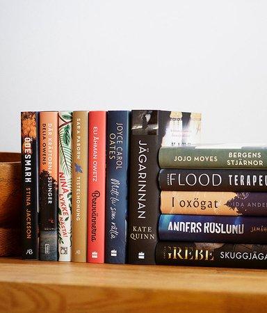 Här är böckerna som kan bli Årets bok 2020