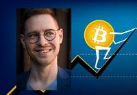 Expert när bitcoinpriset når 50 000 dollar: