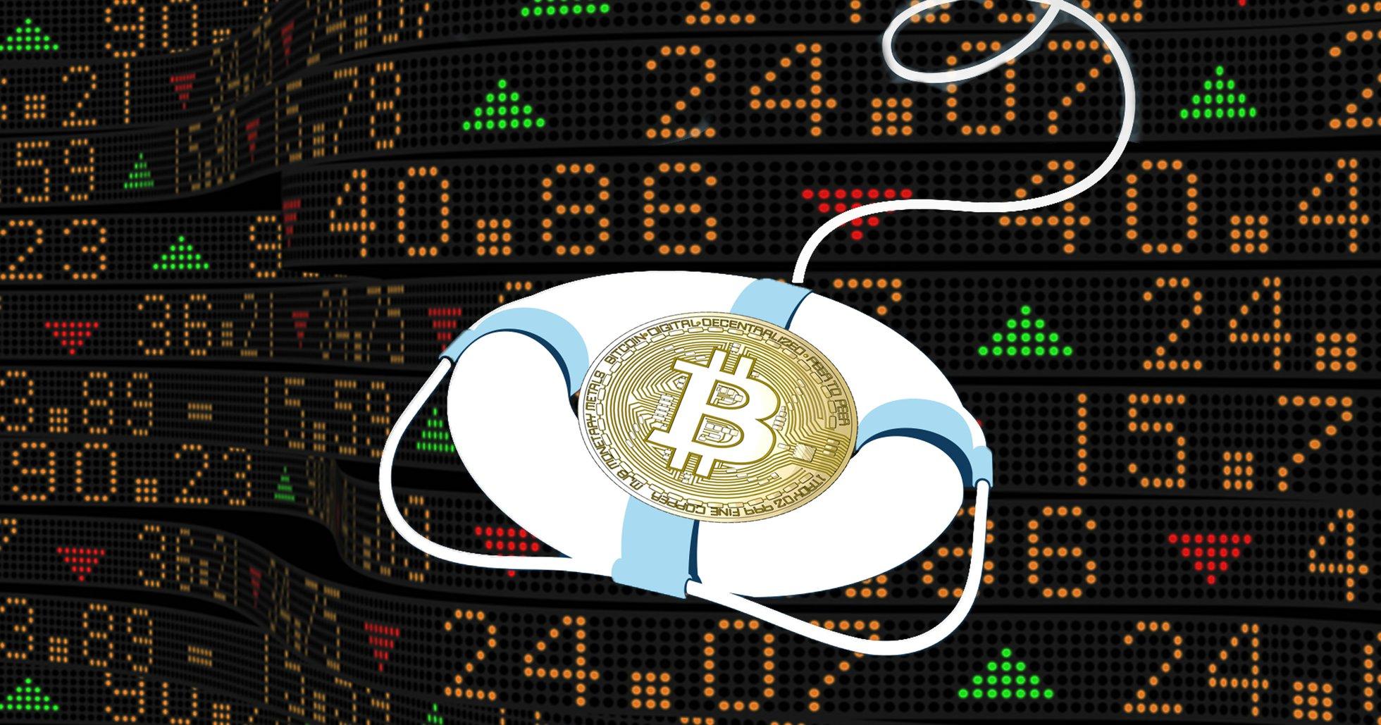 Bitcoinpriset stiger 200 dollar – på en timme.