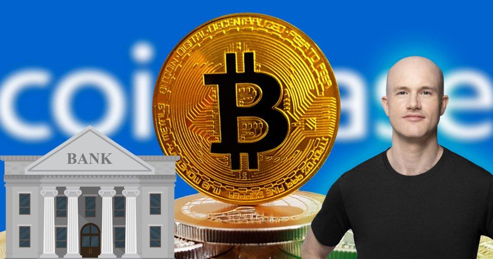 Storbörsen Coinbase vd: Våra institutionella kunder köper kryptovalutor för miljardbelopp – varje vecka