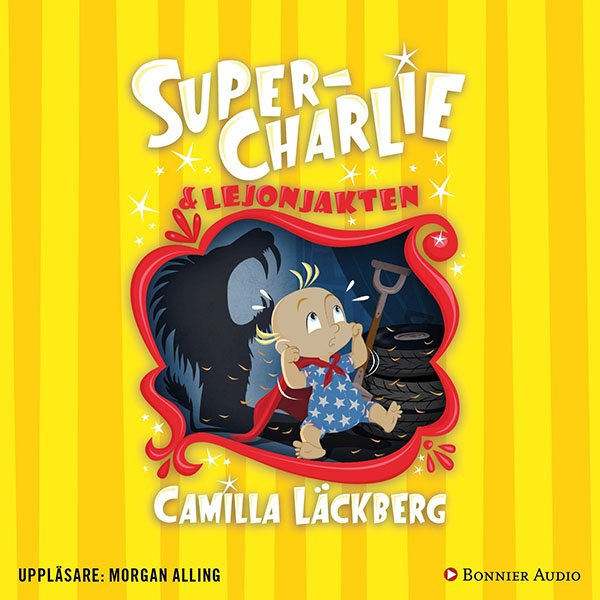 Komplett snabbguide till böckerna om Super-Charlie