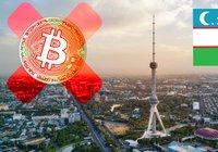 Uzbekistan tvärvänder – förbjuder köp av kryptovalutor