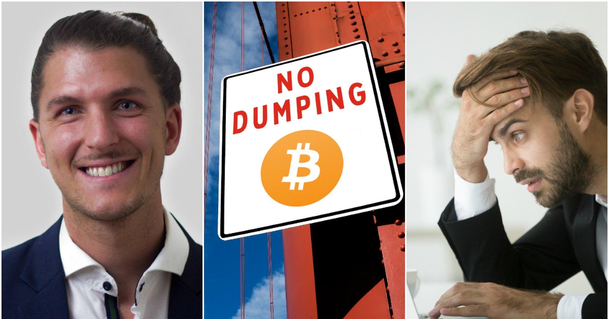 Veckans analys: Bitcoin kraschar – har du panik än?
