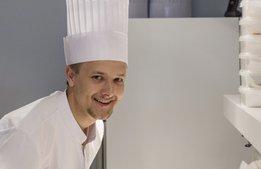 """Hampus Risberg jobbar 3-stjärnigt i Köpenhamn: """"Målet är Bocuse d'Or"""""""