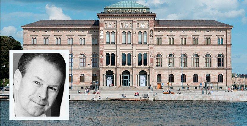 År 2018 ska restaurangverksamheten på Nationalmuseum öppna.