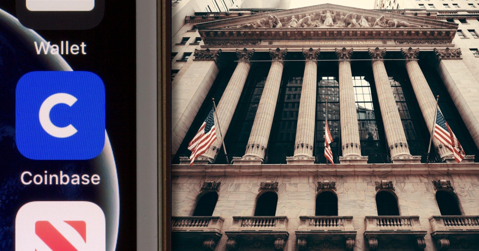 Gråhandel ger kryptojätten Coinbase börsvärde på över 600 miljarder kronor