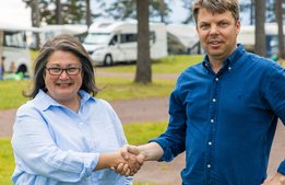 First Camp investerar 100 miljoner efter uppköp