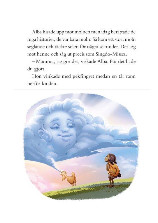 Illustration av Andrea Femerstrand, ur Modigast i världen