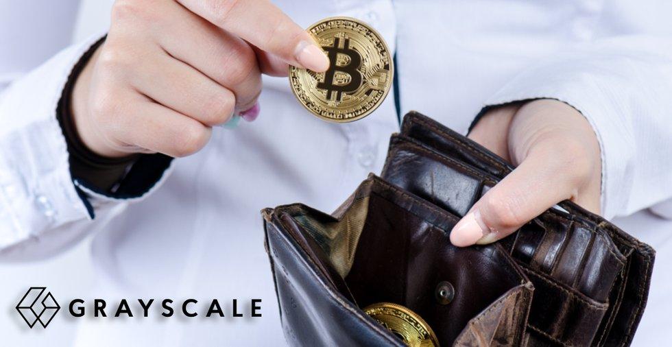 Investmentbolaget Grayscale äger nu över 2 procent av det totala antalet bitcoin.