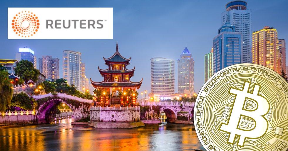 Bitcoinpriset faller med 10 procent – efter missledande Reuters-artikel