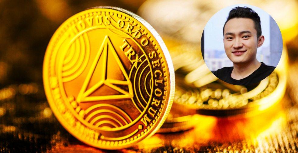 Tron-grundaren Justin Sun stäms på 143 miljoner kronor – för trakasserier