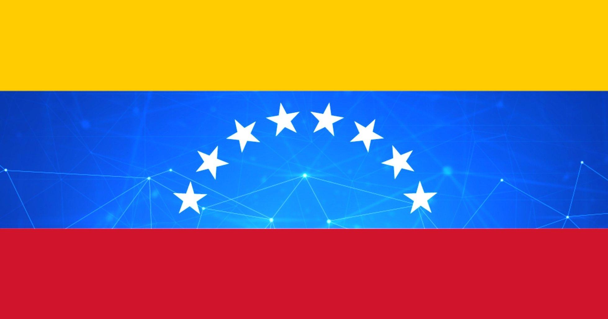 Venezuela pilottestar en internationell decentraliserad aktiebörs