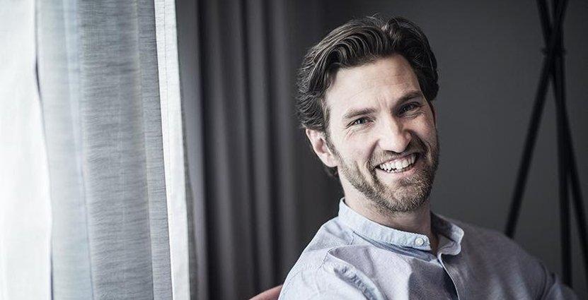 Magnus Draheim är ny hotelldirektör för Scandic i Östersund.  Foto: Pressbild
