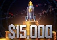 Ny undersökning: 42 procent tror på bitcoinpris över 15 000 dollar innan året är slut