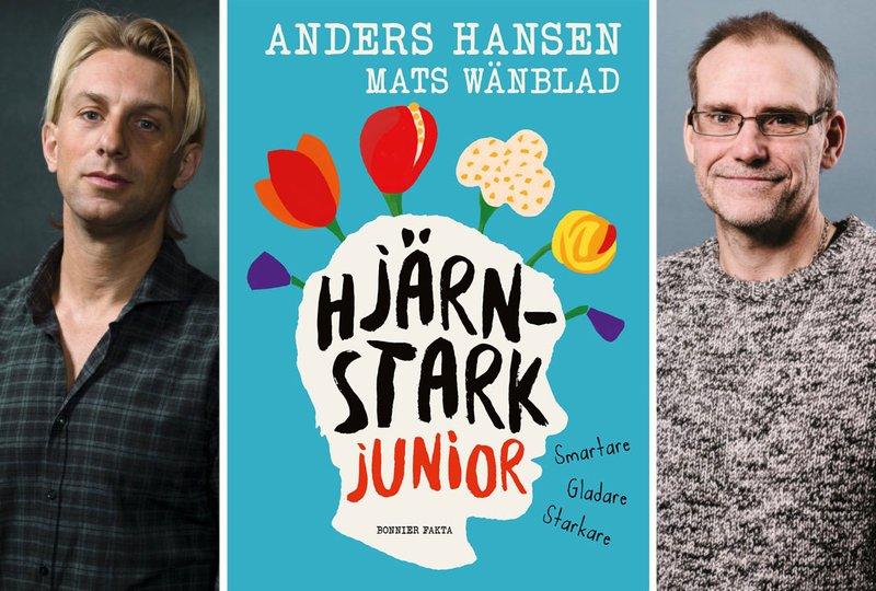 Anders Hansens dundersuccé Hjärnstark – nu i barnvänlig version - Bonnier  Fakta