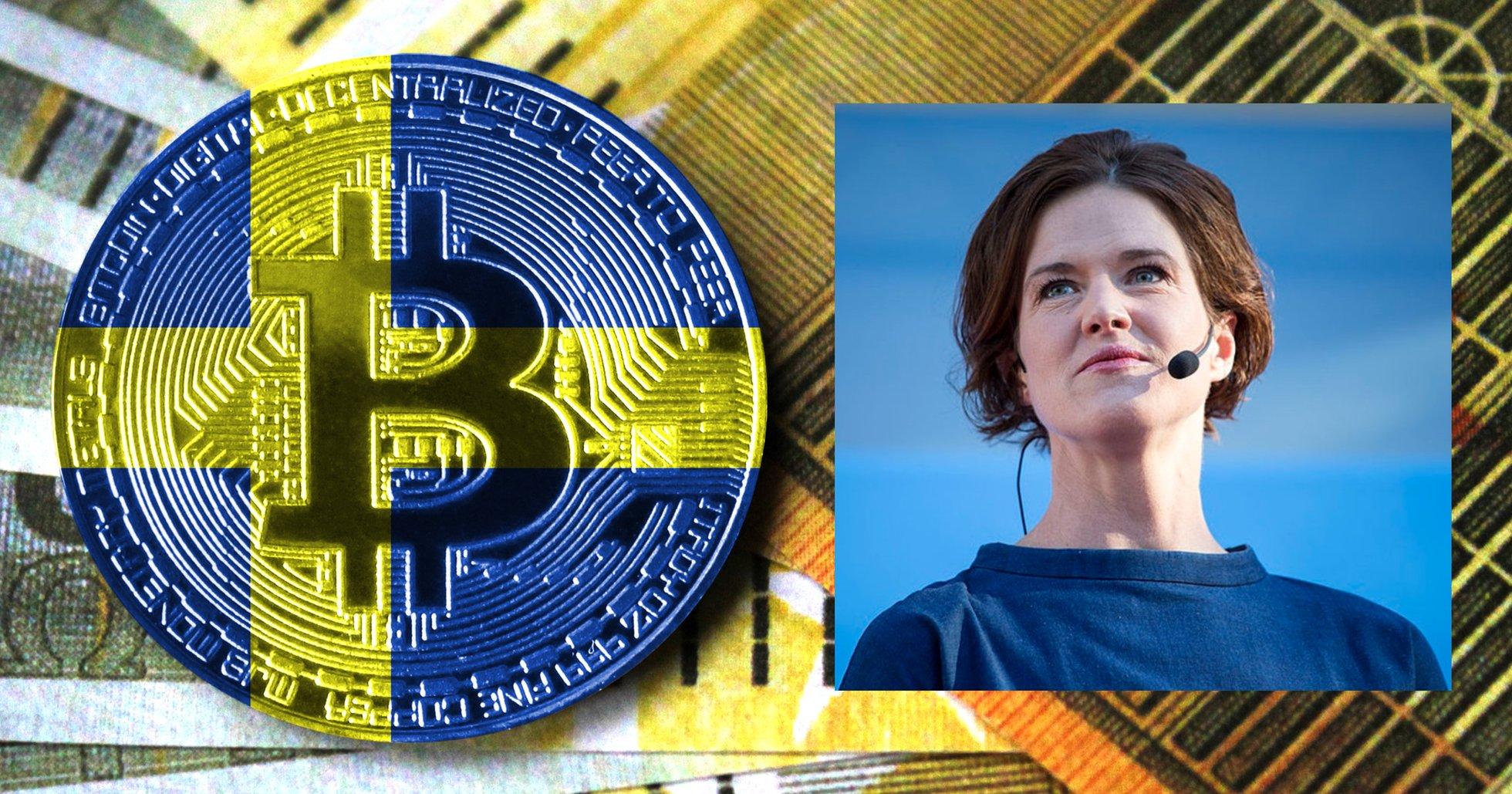 Anna Kinberg Batra utreder framtidens betalmarknad – ska undersöka kryptovalutor.