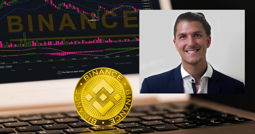 Analysis: Binance coin has increased 270 percent since December – could be a new trend.