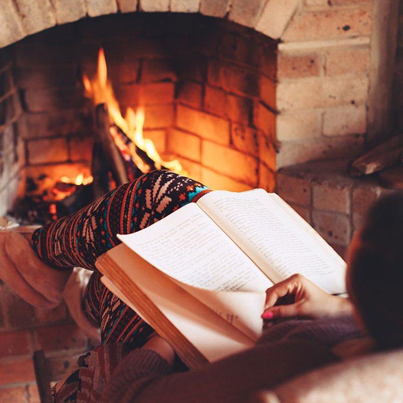 Mysiga julböcker som sätter stämningen