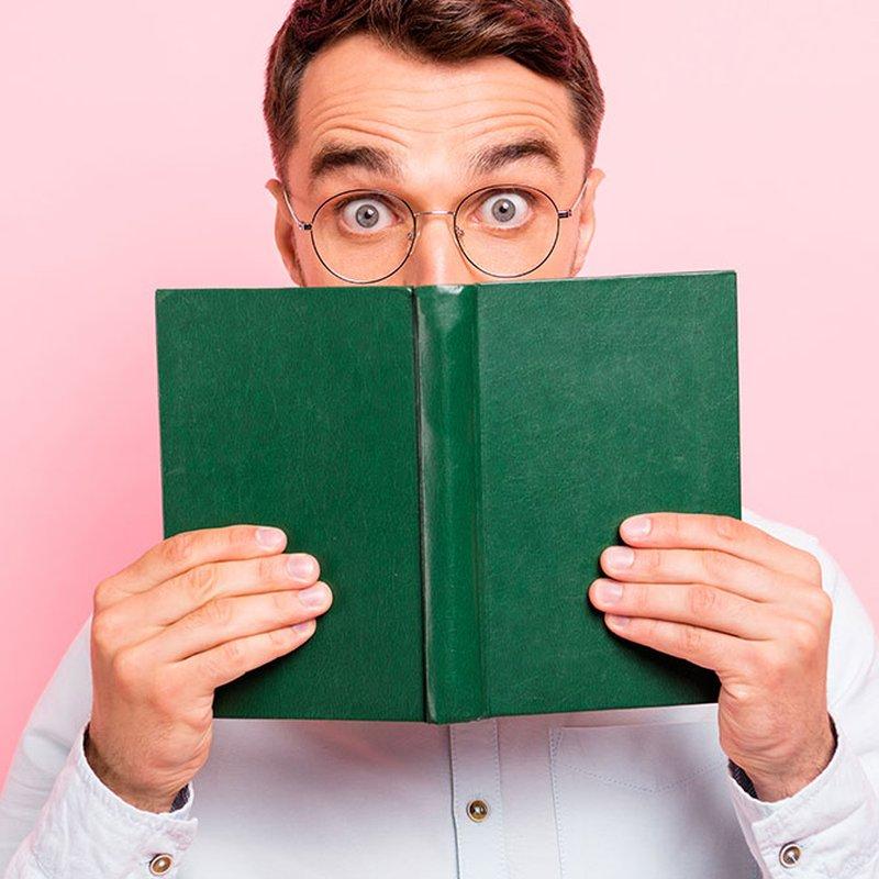 Böcker som lär dig saker du inte visste att du ville veta