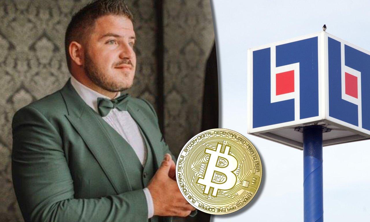 Damir, 31, tröttnade på sin banks inställning till kryptovalutor – ringde upp vd:n