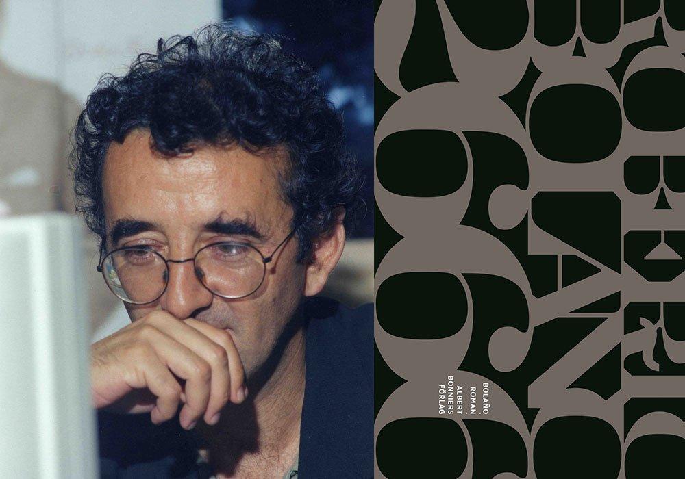 Foto: The Estate of Roberto Bolaño