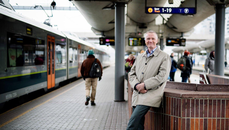 Direktør er ikke i tvil: – Konkurranse gir mer tog for pengene
