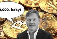 Chef för kryptofond tror bitcoinpriset kan nå 42 000 dollar i år: