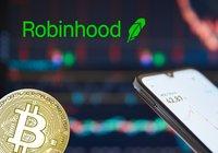 Jätteplattformen Robinhood börjar betatesta kryptoplånbok
